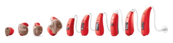 Siemens Signia Portfolio - Слуховые аппараты