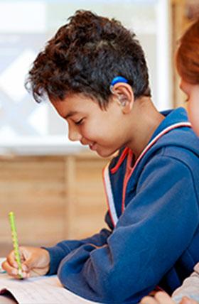 child hearing aid - Адаптация ребенка к слуховым аппаратам