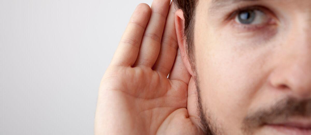 В каком возрасте ваш слух лучше? - Фото №1