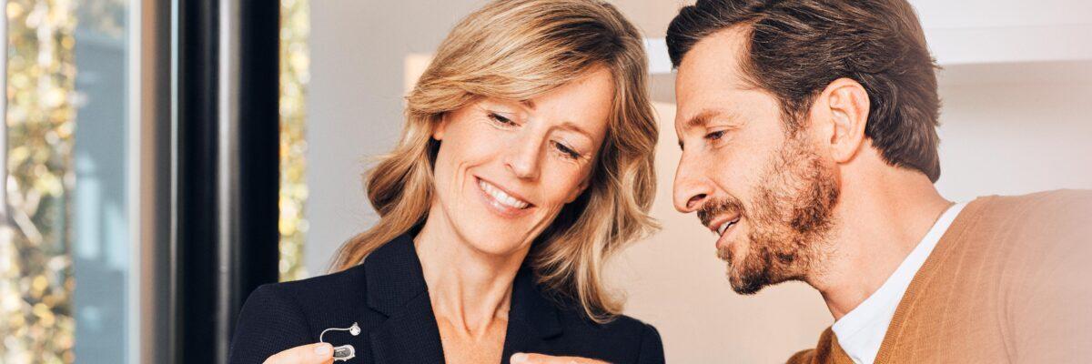 Переваги покупки слухових апаратів у слухопротезиста. - Фото №1