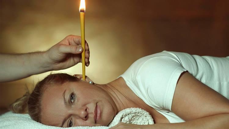 Чи ефективні вушні свічки? - Фото №1